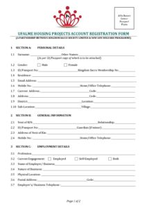 UFALME-HOUSING-ACCOUNT-APPLICATION-FORM-pdf-212x300 Sacco Application Forms on salerno italy map, vanzetti drawing,